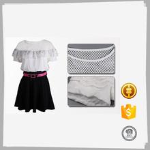 Nuevo estilo de moda de la falda y blusa fija el vestido de boda