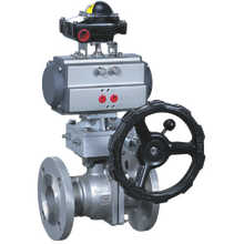 Type 5110 O-Port Floating Ball Valve