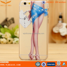sex girl mobile phone case for iphone 6