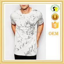 Slim Fit All Over heat press print t shirt