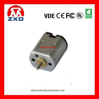 Permanent Magnet 3V 10mm Small DC Motor for camera (FF-M10)