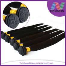 Hot Selling Pefect Look and Hand Feeling 100% Yaki Human Hair