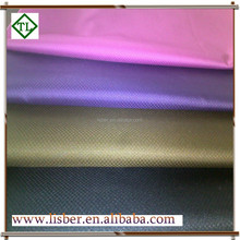 high quality polar fleece fabric bonded with polyester pongee