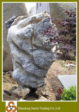 outdoor landscaping stone rocks