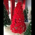 180cm floraciones de navidad de fibra óptica de árboles de navidad