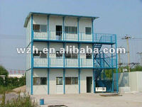 Convenient relocation low cost small cheap prefab houses made in china