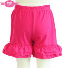ShiJ Frock Design For Baby Girl Ruffles Shorts