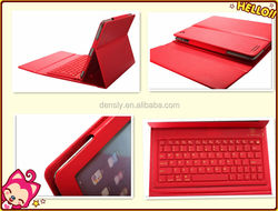 The best quality product bluetooth keyboard for ipad case,stand case for ipad 2 3 4