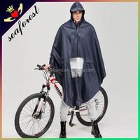 pvc polyester raincoat for biker,motorcycle rain coat,waterproof raincoat