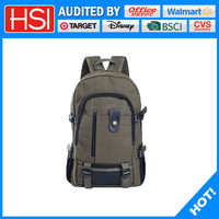 BSCI audited fashion and new design backpack manufacturer