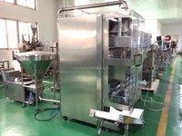 Best Selling Full Automatic Large Dose French Sauce Vacuum Packing Machine