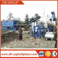 DHB40 Used Asphalt Plant for Sale