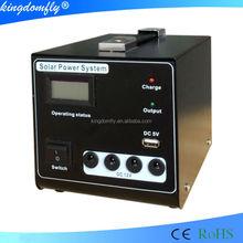 10w Expert Portable Solar Panel Kit, Solar Generator kit for indoor or outdoor