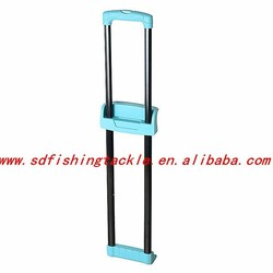 2015 competitive price trolly bags parts trolley handle parts on sale Alibaba