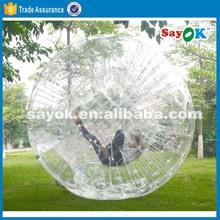 2015 new densign roll inside inflatable ball hamster ball baby hamster ball