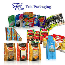 Flexible Food Packaging Printing Manufacturing ,Plastic and Paper Bags Printing ,Free Design