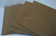 plastic coated particle board melamine mdf board