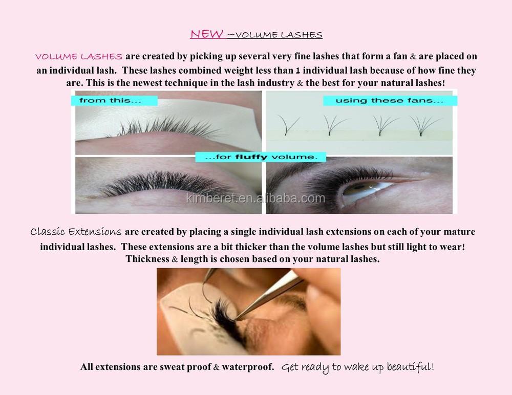 Graft Eyelash Extensions For The Eyelash Extensions