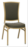 Fabric Hotel Chair/Stacking Banquet Chair/High quality Dining Chair