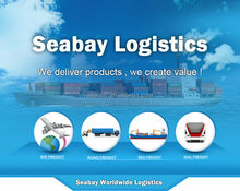 Best competitive sea cargo freight forwarder ocean rates