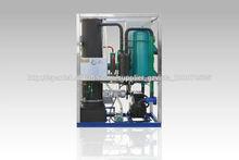 Industrial máquina de hielo en tubos para hoteles y tiendas de bebidas