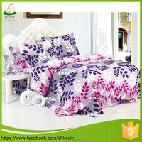 Printing luxury bedspreads comforters, silk duvet