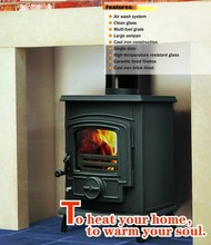 High Quality Cast Iron Wood Burning Stove for sale