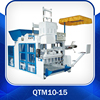 2015 good quality QMY10-15 egg laying block machine mobile hollow block making machine