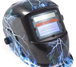 Professional Solar Auto Darkening Welding Helmet