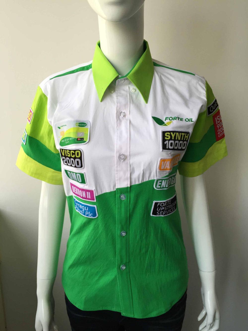 Custom sublimated race shirt team player polo shirts for Custom t shirt digital printing