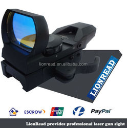 2015 Hot LionRead Lightweight and accurate Reflex holographic red dot sight