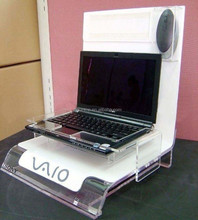 Laptop display stand / Electronic product's display stand