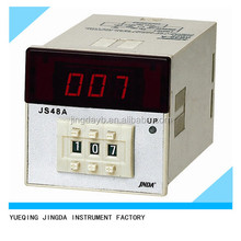Factory price hot selling good quality time delay relay DC 24V digital display time relay