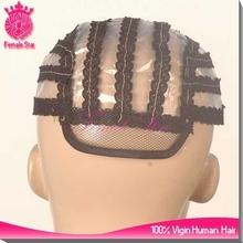 factory custom made wholesale half wig making caps