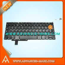 """Brand New ! Replace For Apple Macbook Pro Unibody 17"""" A1297 Laptop Keyboard,Layout Norsk,Black,Hot Selling~"""