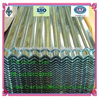 Galvanized corrugated steel sheets,color coated/PPGI roofing zinc coating