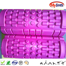 classic custom recycled EVA foam yoga roller /foam roller made