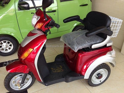 China 60V Rauby solar electric tricycle for passenger