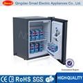 mini colorido upright geladeira portátil solar frigorífico