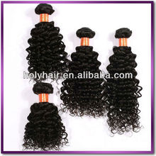 2015 top selling virgin malaysian kinky curly hair wholesale malaysia hair weave made in China