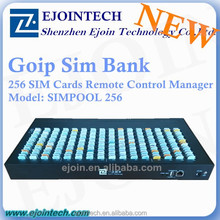 Ejoin voip adapter simpool sms gateway sim server gsm gateway storage 128/256 sim card
