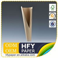 Excellent Quality Cost-Effective Industrial Custom Brown Parchment Paper For Baking