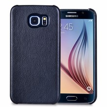 For Samsung Galaxy S6 Cell Phone Case PU leather thinner and lighter china manufacturer wholesale Hot sale