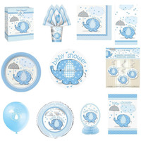 Baby Shower Tableware Decorations Birthday Party Supplies