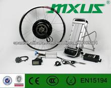 48v motor de corriente continua sin escobillas 500w/1000w, la bicicleta eléctrica de la rueda delantera del motor