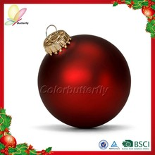 Butterfly 2015 New Christmas Ornament Various Designs Christmas Ball With Name