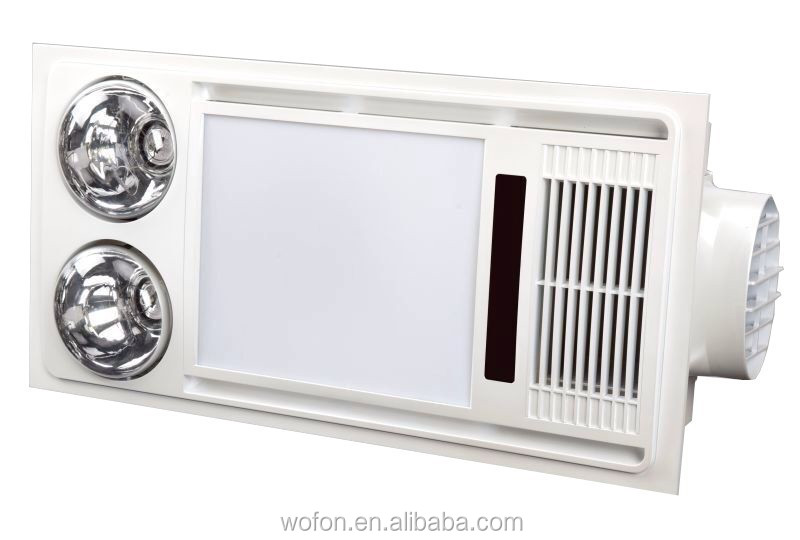 Pure flat bathroom heater ceiling mounted bathroom heaters - Ceiling mounted bathroom heaters ...