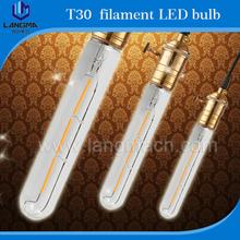 Langma Design Classics Lighting Early Electric T30 Carbon Filament Light led Bulb