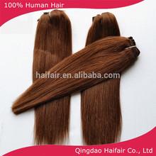 el reino unido de estilo popular clip en productos para el cabello de color 4 grado 6a precio de fábrica