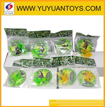 Sales promotion & private collection Transparent color cartoon character model toys Teenage Mutant Ninja Turtles